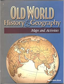 Old world history and geography maps and activities n reid c old world history and geography maps and activities n reid c sleeth amazon books gumiabroncs Gallery