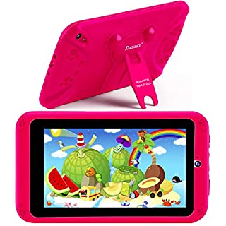"""PROGRACE Kids Tablets Android 9 QuadCore 2GB RAM 16GB ROM Learning Tablet for Kids Girls Toy Gift with Parental Control Toddler Children's Tablet 7"""" IPS"""