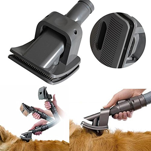 Pet Brush Doinshop Dog Mascot For Dyson Groom Animal Allergy Vacuum Cleaner Accessories (Vacuum Grooming Pet Attachment)