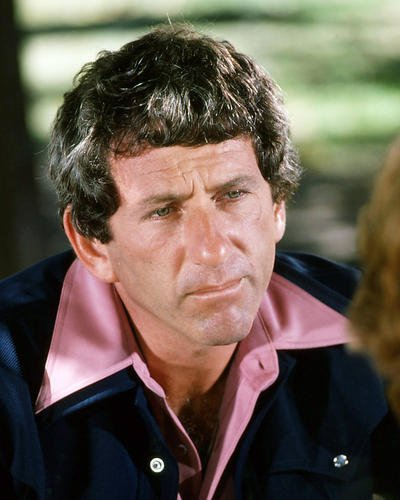 Barry Newman 8x10 Promotional Photograph as lawyer Petrocelli in cult 1970