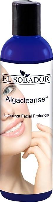 Algacleanse - Limpieza Facial Profunda de Poros - Limpiador Natural Para la Cara - Tratamiento Para