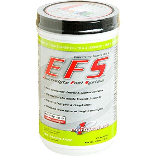 First Endurance EFS Lemon Lime, 25 Servings (800g, 1.8 lb) For Sale