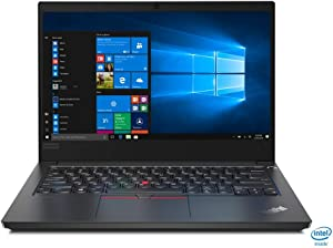 Lenovo ThinkPad E14 Laptop, Intel Core i7-10510U, 8GB RAM, 256GB SSD, Windows 10 Pro 64 Bit, Intel UHD Graphics (20RA0050US)