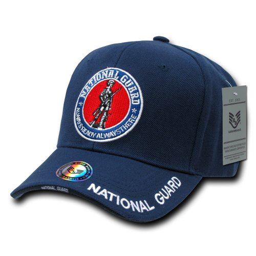 Rapiddominance National Guard DeLuxe Military Cap