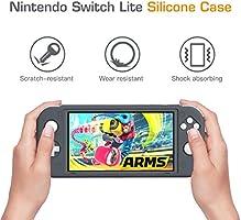 Amazon.com: MoKo - Carcasa para Nintendo Switch Lite ...