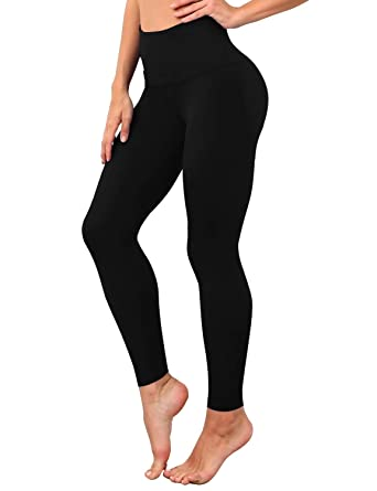 BUBBLELIME High Compression Yoga Leggings Running Pants Shiny High Waist  Moisture Wicking UPF30+ 6c9f622b3