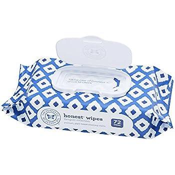 Amazon Com The Honest Company Designer Baby Wipes Pure