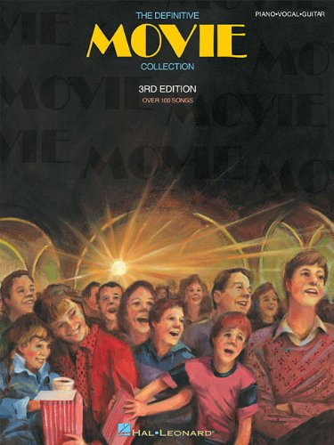 Easter Song Sheet Music (The Definitive Movie Collection (Definitive Collections))