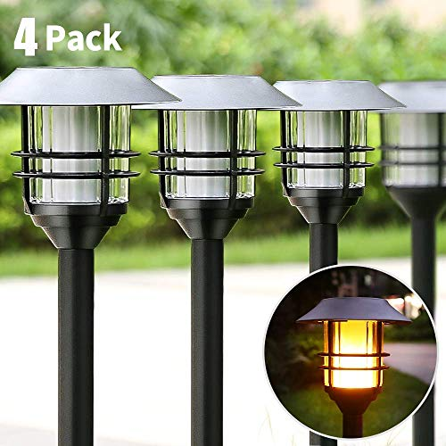 Tall Solar Lights Outdoor