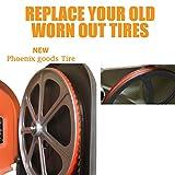 Urethane Band Saw Tires 14 inch x 1 inch x .095