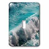 Danita Delimont - Oceans - Ocean waves, Bali island, Indonesia - Light Switch Covers - single toggle switch (lsp_225819_1)