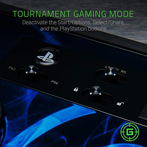 Razer Panthera: Fully Mod-Capable - Sanwa Joystick and Buttons - Internal  Storage Compartment - Tournament Arcade Stick for PS4 and PC
