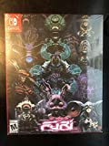 Furi Collector's Edition - (Limited Run #014) - Nintendo Switch