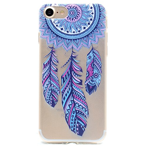 Für Apple iPhone 6 (4,7 Zoll) Hülle ZeWoo® TPU Schutzhülle Silikon Tasche Case Cover - MM061 / Windmühle