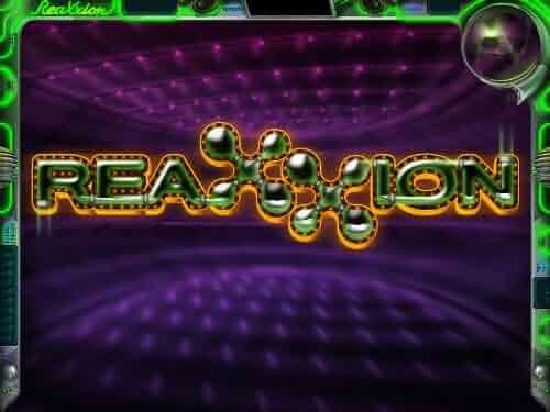 Reaxxion [Online Game Code]