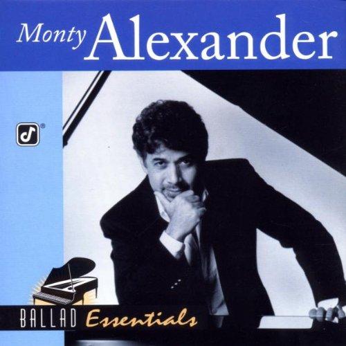 Ballad Essentials: Monty Alexander by CD