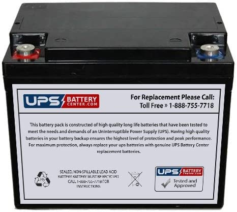 Exide EP42-12 12V 42Ah NB Replacement Battery