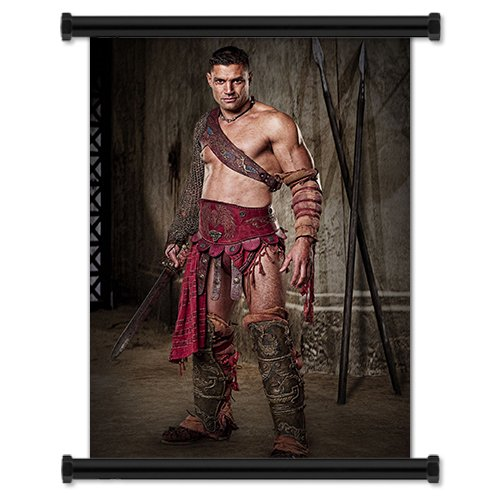 Spartacus: Blood And Sand TV Show Season 1 Fabric Wall Scroll Poster (32