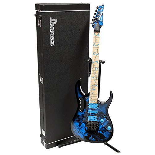 Ibanez JEM77 Steve Vai Signature - Blue Floral Pattern for sale  Delivered anywhere in USA