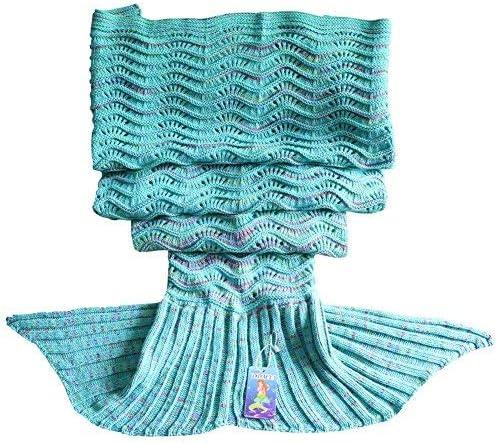 Top 11 Best Mermaid Tail Blanket For Kid (2020 Reviews & Buying Guide) 10