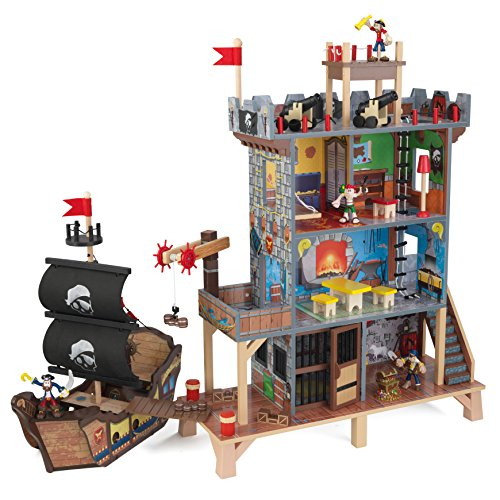 Kidkraft Pirates Cove Play Set Most Wanted Christmas Toys Most Wanted Christmas Toys