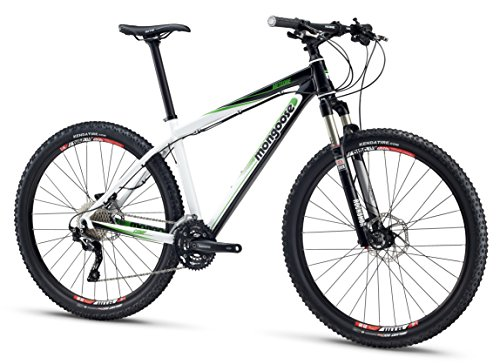 Mongoose Meteore Comp Mountain Bike 27.5″ Wheel, Black Review