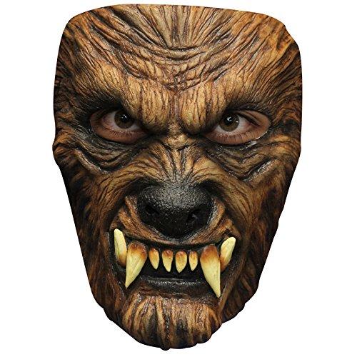 Générique AEC - mahal648 - Máscara Lobo látex Adulto: Amazon.es: Juguetes y juegos