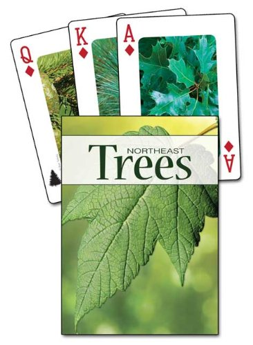 Trees of the Northeast Playing Cards (Nature's Wild (Northeast Hobby)