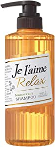 Kose Cosmeport Je L'aime Relax Bounce and Airy Shampoo, 500ml