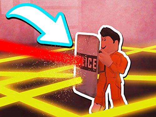 Clip: Blocking Lasers?