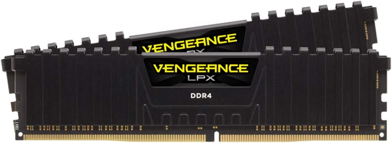 ذاكرة جهاز كمبيوتر مكتبي فينجيانس من كورساير من نوع ذاكرة رام دي دي ار 4