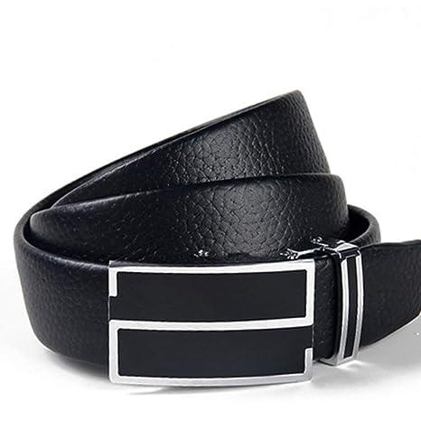 Mysterious Direct Cinturones Hebilla Automática Hombres ...