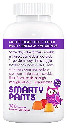 SmartyPants Gummy Vitamins CN-AF180 SmartyPants Gummy Vitamins