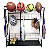 JJ International Sports Organizer Storage Rack