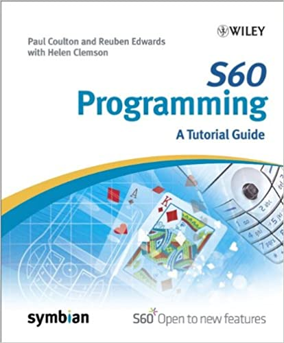 A Tutorial Guide S60 Programming