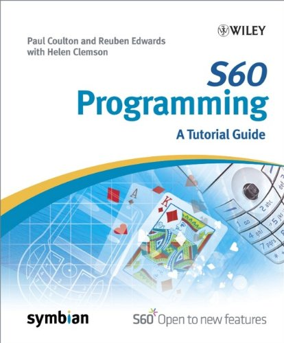 (S60 Programming: A Tutorial Guide (Symbian)