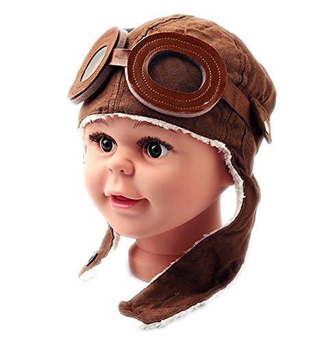 Aviator Cap Goggles - 3