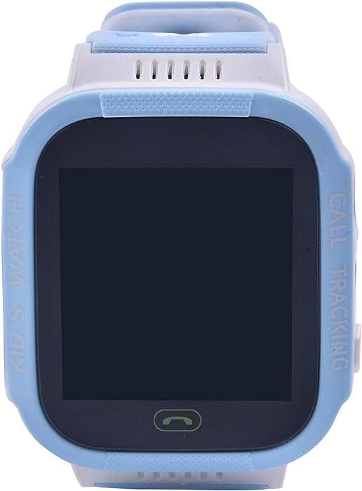 Aivtalk Reloj Inteligente para Niños con GPS Pantalla Táctil SOS Despertador Regalo de Cumpleaños