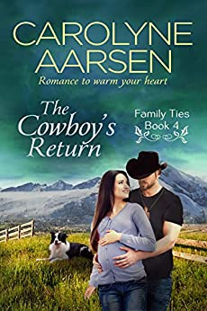 Cowboys Return Family Ties Book ebook
