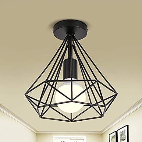 LightInTheBox Vintage Simple Mini Ceiling Lamp Flush Mount Lights - Ceiling mount light fixtures for kitchen