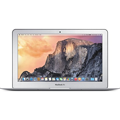 Apple MacBook Air 11.6-Inch Laptop Intel Core i7 2.2GHz Dual-Core, 256GB Flash Drive, 8GB DDR3 Memory, OS X Yosemite (2015 VERSION) by Apple