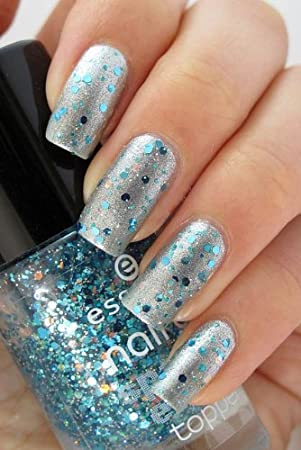 Essence Nail Art Special Effect Topper Size 10 Glorious Aquarius