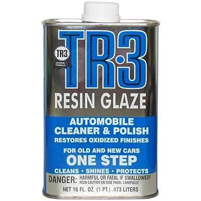 Blue Magic 12A TR-3 Resin Glaze - 16 fl. oz.: Automotive
