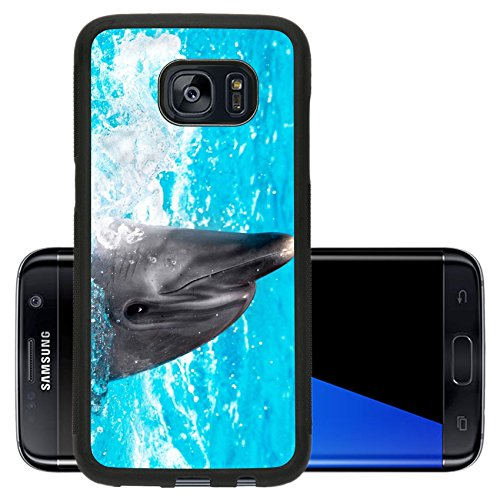 liili-premium-samsung-galaxy-s7-edge-aluminum-backplate-bumper-snap-case-glad-beautiful-dolphin-in-b