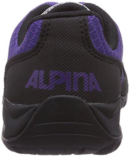 Adulte Violet De Alpina Mixte 680318 Chaussures Randonnée EnY4wFXq