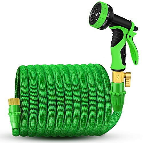 AIMEN 2018 Upgraded Expandable Garden Hose