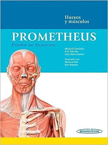 Prometheus. Póster de Anatomía. Huesos y músculos: Amazon.es: Erik ...