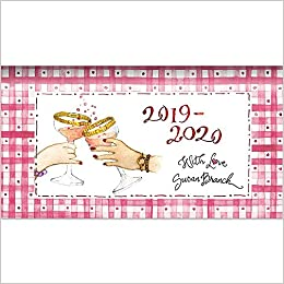 2017 2018 susan branch 2 year pocket calendar