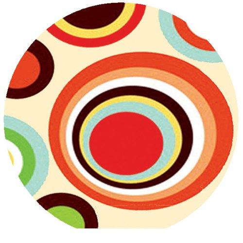 - Gift Trenz Dot Mania Round Magnetic Bookmark
