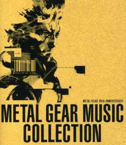 Metal Gear 20th Anniversary: Metal Gear Music Collection